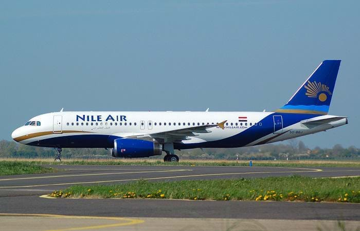 Nile Air Online Booking