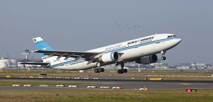 kuwait airways baggage