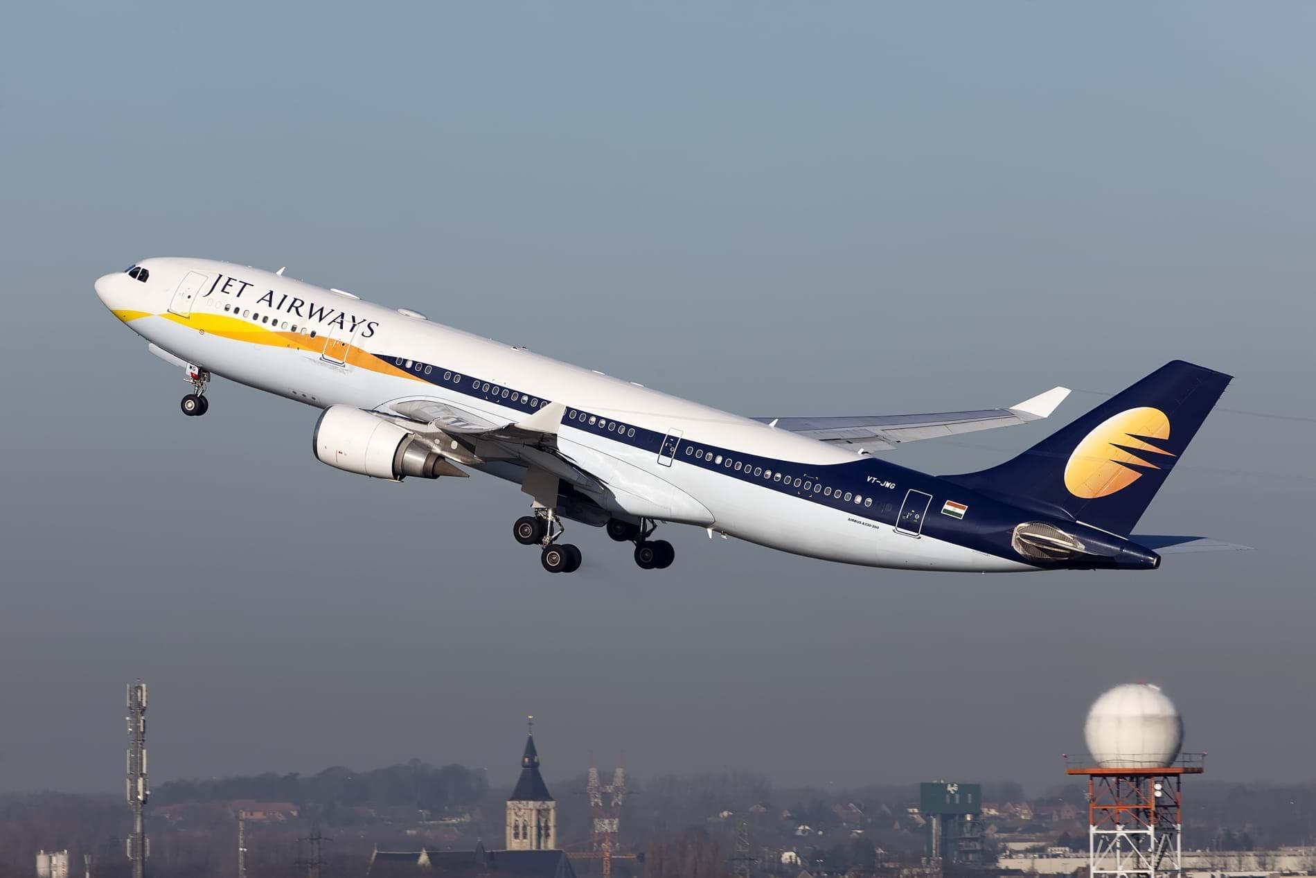 Jet Airways Air Tickets