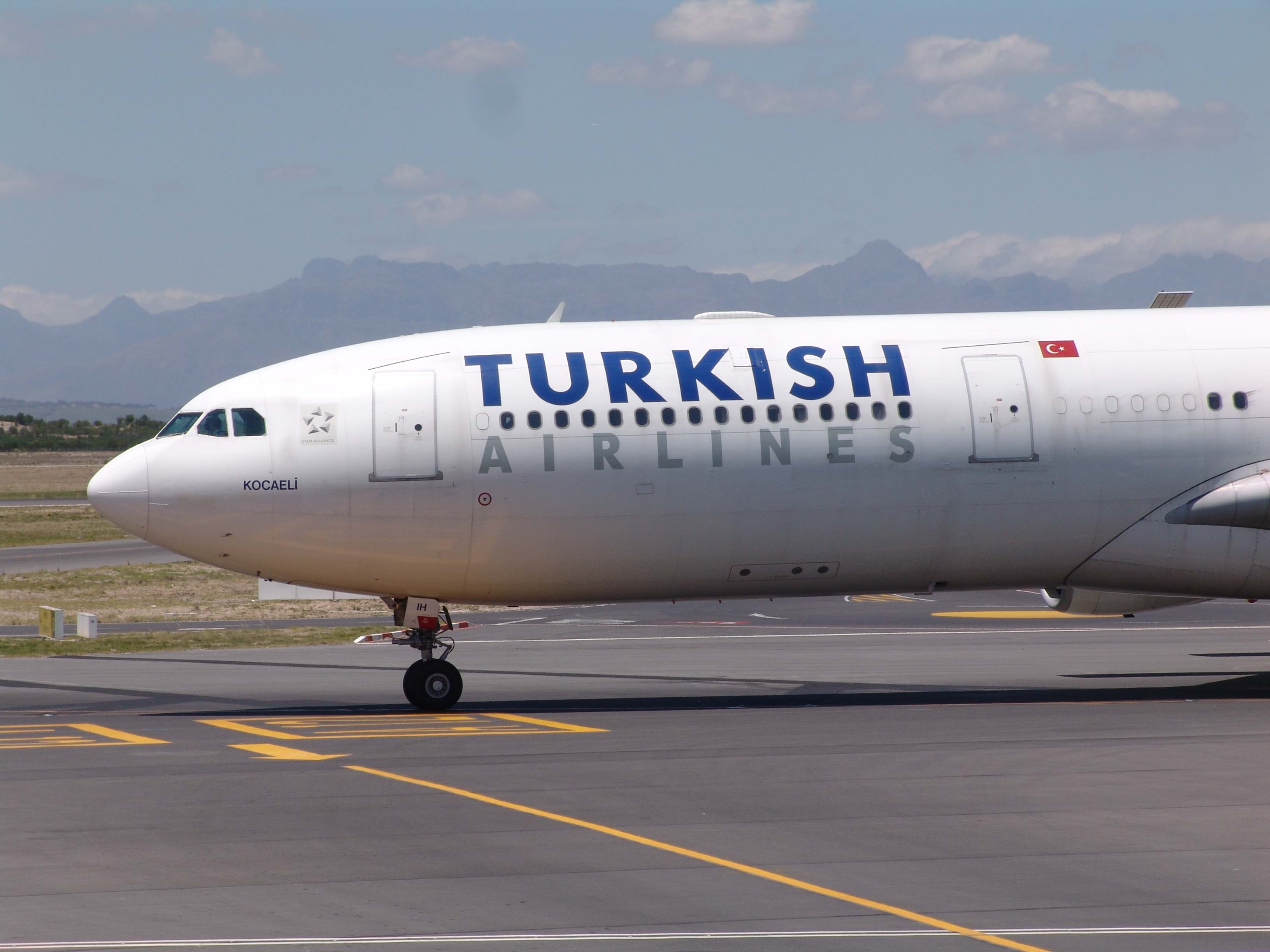 Turkish Airlines Booking