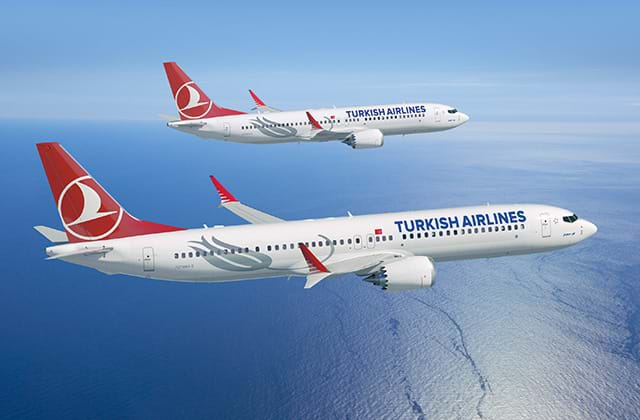 Turkish Airlines Online Booking