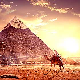 Dubai to Cairo Flights